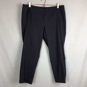 Torrid business casual work pants size 18